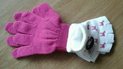 2 x kids gloves (bnwt) 7yrs +