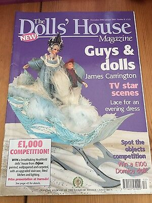 The Dolls' House Magazine, December 1998/January 1999 Number 8