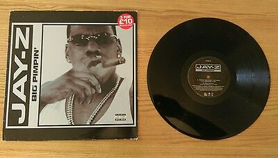 "Jay Z Big Pimpin 12"" Single Vinyl"