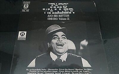 FATS WALLER and his rhythm (1940-1941) volume 21