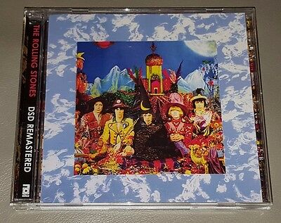 The Rolling Stones Cd ! Their Satanic Majesties Request