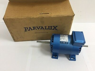 New Parvalux 120w SD29 AC Electric Motor 3-Phase 2800RPM 2-Pole W07570 3-PH VENT