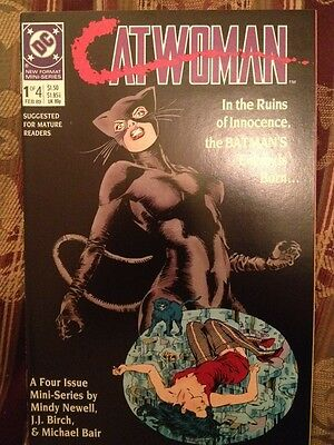 Catwoman#1  VF-NM