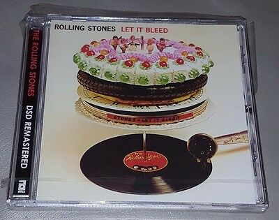 The Rolling Stones Cd ! Let It Bleed