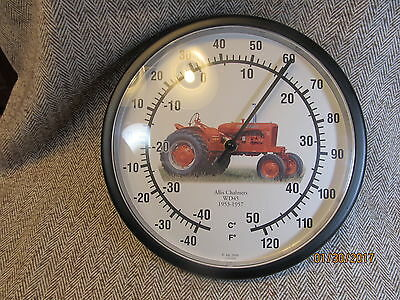 Contempory Allis Chalmers Wd45 Thermometer 1953-1957