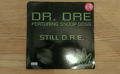 Dr Dre featuring Snoop Dog Still D.R.E Vinyl