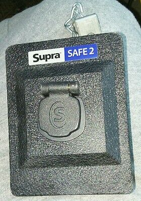 Supra Safe 2 Rapid Entry System Lock Box NEW