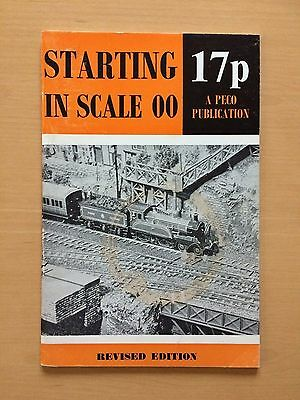 Starting In Scale OO Revised Edition