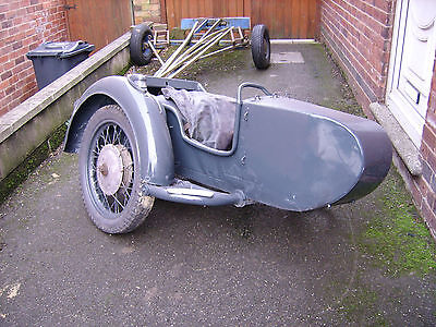 ural cossack sidecar russian military