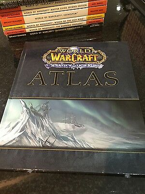 world of warcraft Wrath of the lich king atlas