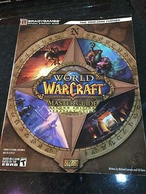 World of warcraft master guide strategy guide