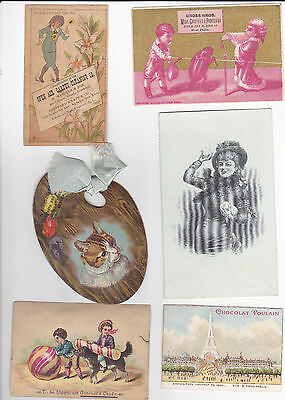 lot of victorian trade cards 3
