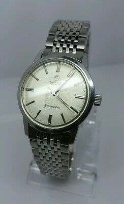 Vintage beautiful omega seamaster cal 552 automatic gents mens watch