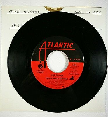 Northern Soul - Phillip Mitchell - one on one