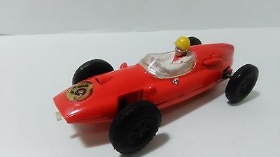Slot 1:32 Scalextric Triang Cooper Mm/c-58 Made In England 1964