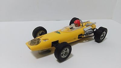 Slot 1:32 TRIANG SCALEXTRIC EXIN BRM C-37 F1 TYPE 2 SPANISH VINTAGE SLOT 1970