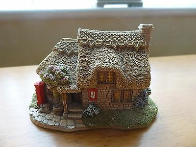 Lilliput Lane Penny's Post has chipped chimney and 2 other marks