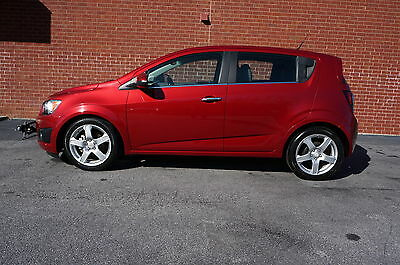 2012 Chevrolet Sonic LTZ TOW 2012 CHEVROLET SONIC LTZ ONLY 22K MILES... RV TOW VEHICLE READY FOR YOUR RV