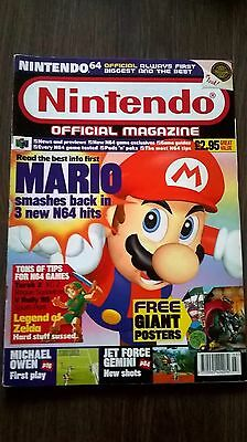 Nintendo Official Magazine March 1999 Issue 78