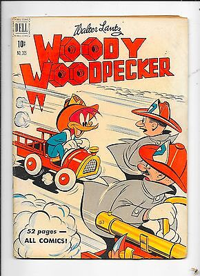 Woody Woodpecker Four Color Comics #305 Dell Publishing Co. (1950)