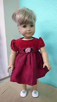 Pleasant Company for American Girl Blond Hair/Green Eyes Doll