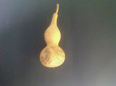 Vintage Japanese Decorated Gourd