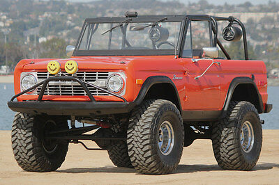 1975 Ford Bronco Ranger  1975 Ford Bronco 351 V8  Automatic on 37's Restored and FUN FUN FUN!!!