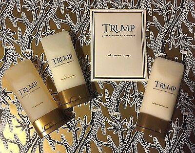 Trump Casinos Toiletries Set - Charity Auction for the Environment!