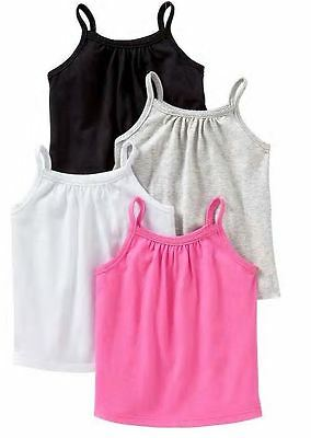 Old Navy Toddler Girl's CAMI Top / Shirt Size 5T GREY  NEW