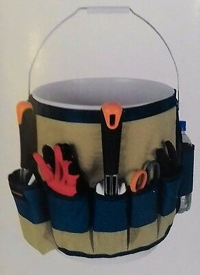 NEW Fiskars Garden Bucket Caddy Bucket Not Included 9424