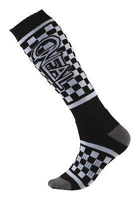 """O'neal ONEAL pro motocross MX  socks """"VICTORY"""" adult knee high"""