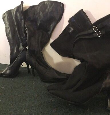 Broadway Shoes Heels Boots If/then Idina Menzel Costume