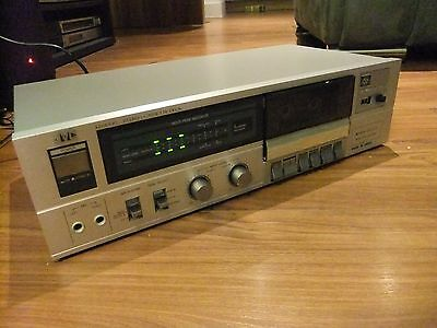 Jvc Kd V100 Hifi Stereo Cassette Deck Mint Condition With Manual !!