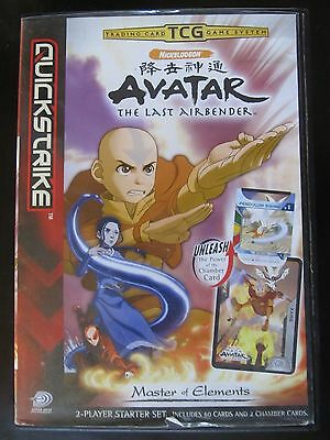 Avatar Quick Strike Starter Trading Card Kit - 2 Player Starter Set