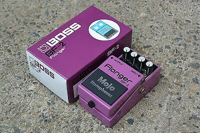 Mojo Mods Boss BF-2 Flanger Modified Effects Pedal w/Box