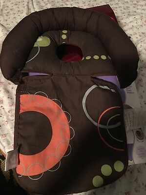 Boppy Noggin Nest Head Support Sleep Positioner Infant Pillow Flat Head Syndrome