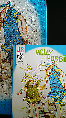 Vintage HOLLY HOBBIE JIGSAW PUZZLE John Sands 500 Piece Complete Made in Aust
