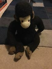 Merrythought Monkey Vintage Soft Toy