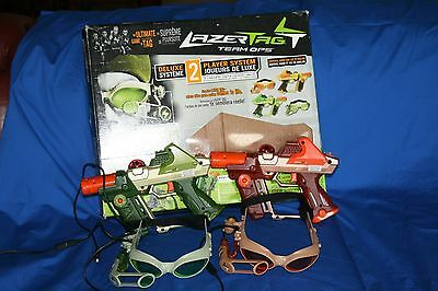 Laser Tag Team Ops set by Hasbro