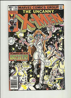 Uncanny X-men 130 VF/NM Very Fine Near Mint First Appearance of the Dazzler