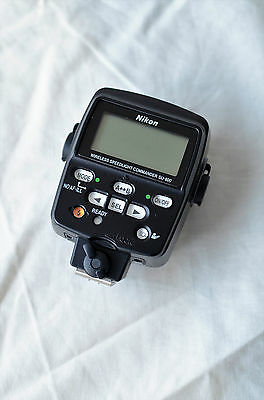 Genuine Nikon SU-800 Speedlite Flash Wireless Speedlite Commander