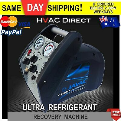 Portable Refrigerant Recovery - Reclaim - Charging Unit System - R410a Capable