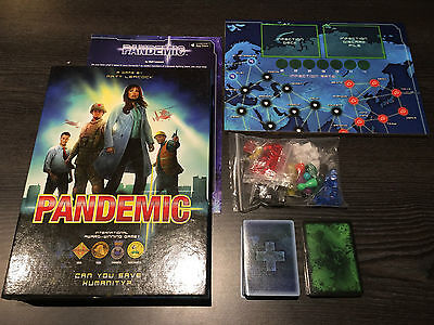 Pandemic (Full board game, original packaging, great condition)