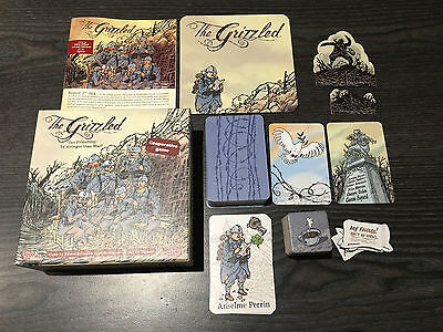 Grizzled (Full board game, original packaging, great condition)