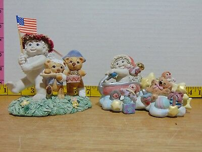 2 Dreamsicles 1999 Yankee Doodle Dandies & 2000 Fun For All