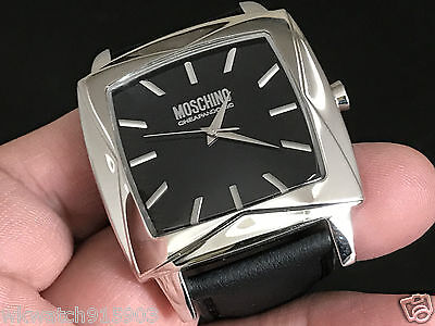 New Old Stock Moschino Cheapandchic S/s Quartz Unisex Watch