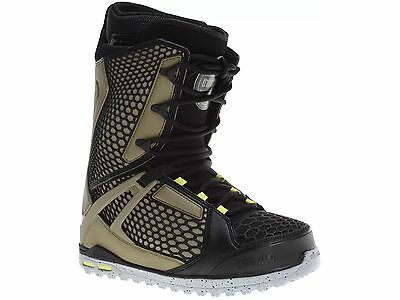 32 ThirtyTwo TM-Two Snowboard Boots Green Black Mens  UK 9 Gnarly