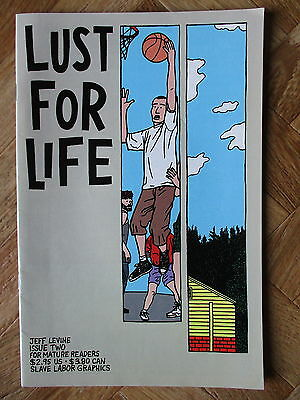 Lust For Life #2 Jeff Levine Very Fine (W8)