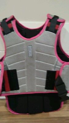 Harry Hall Body Protector Childs Large