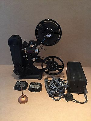 VINTAGE PATHESCOPE  9.5mm FILM PROJECTOR